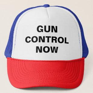 Gorra De Camionero Control de armas ahora