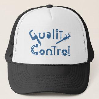 Gorra De Camionero Control de calidad