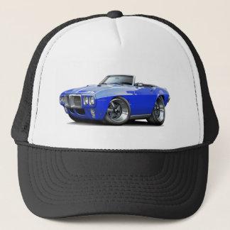 Gorra De Camionero Convertible azul 1969 de Firebird