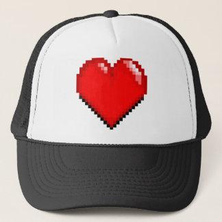 Gorra De Camionero Corazón de la vida del videojuego - corazón del