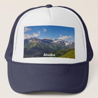 Gorra De Camionero Cordillera de Chugach de Alaska