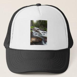 Gorra De Camionero Corriente mágica de la montaña
