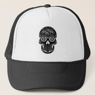 Gorra De Camionero Cráneo abstracto