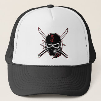 Gorra De Camionero Cráneo de Ninja