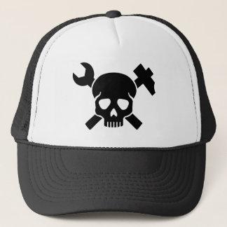 Gorra De Camionero Cráneo del artesano
