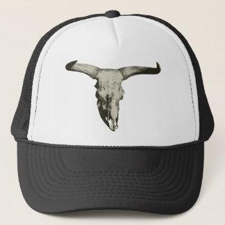 Gorra De Camionero Cráneo del bisonte