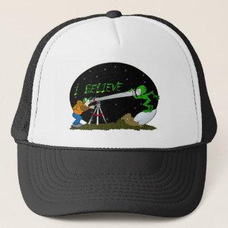 Gorra De Camionero Creo…. UFO