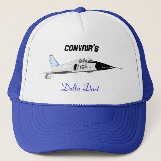 Gorra De Camionero Cubierta del dardo del delta