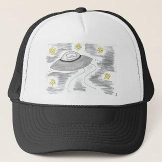 Gorra De Camionero Cumpleaños del UFO