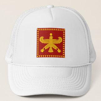 Gorra De Camionero Cyrus la gran bandera estándar