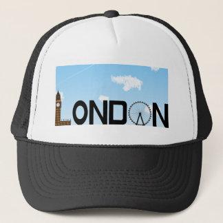 Gorra De Camionero D3ia del horizonte de Londres