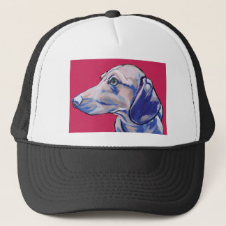 Gorra De Camionero dachshund