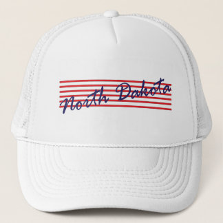 Gorra De Camionero Dakota del Norte