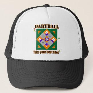 Gorra De Camionero ¡Dartball toma su mejor tiro!