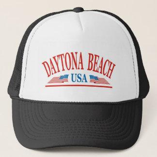 Gorra De Camionero Daytona Beach la Florida