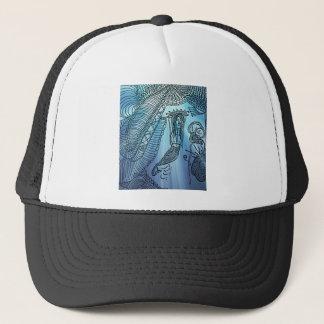 Gorra De Camionero Debajo del mar
