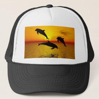 Gorra De Camionero delfín