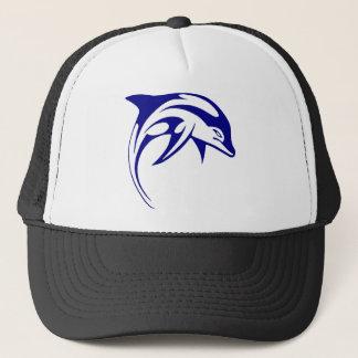 Gorra De Camionero Delfín azul