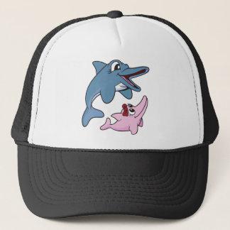 Gorra De Camionero Delfines delfines