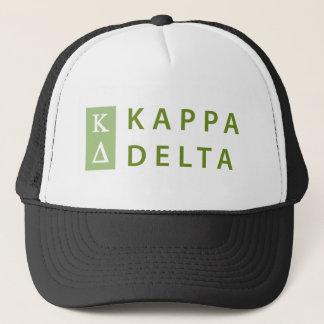 Gorra De Camionero Delta de Kappa apilado