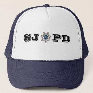 Gorra De Camionero Departamento de Policía de San Jose