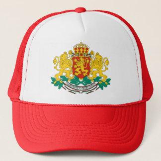 Gorra De Camionero Detalle del escudo de armas de Bulgaria