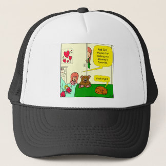 Gorra De Camionero Dibujo animado preferido del niño de 874 mamáes