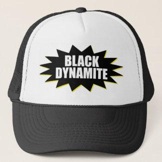 Gorra De Camionero Dinamita negra