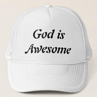 Gorra De Camionero Dios es casquillo impresionante