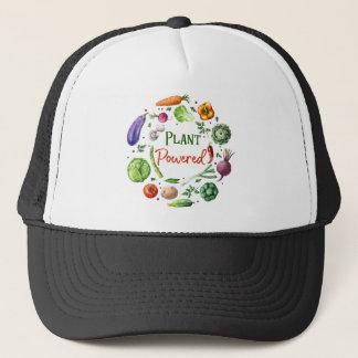 Gorra De Camionero Diseños Planta-Accionados
