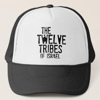 Gorra De Camionero Doce tribus de Israel