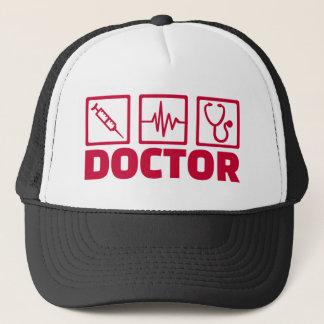Gorra De Camionero Doctor
