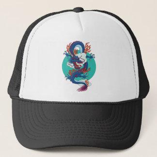 Gorra De Camionero Dragón chino