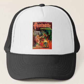 Gorra De Camionero Dragón del mascota