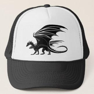 Gorra De Camionero Dragón enojado