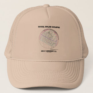 Gorra De Camionero Eclipse solar 2017 21 de agosto total Norteamérica