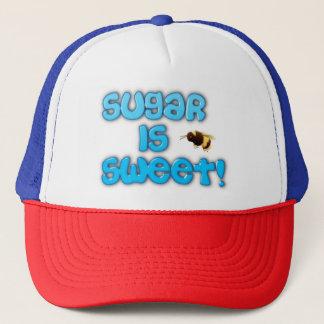 Gorra De Camionero El azúcar es dulce