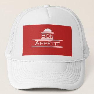 Gorra De Camionero El Bon Appetit-Goza de su comida