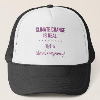 GORRA DE CAMIONERO EL CAMBIO DE CLIMA ES REAL…