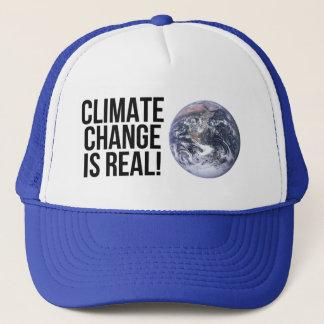 Gorra De Camionero ¡El cambio de clima es real! Mundo de la tierra