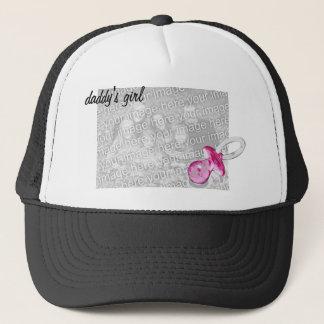 Gorra De Camionero El chica del papá -- Personalizable