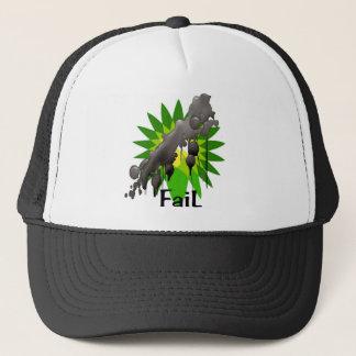 Gorra De Camionero El derrame de petróleo BP del golfo engrasa fall