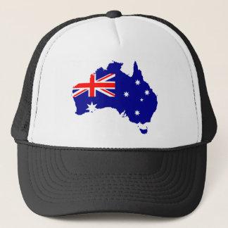 Gorra De Camionero El día de Australia Australia confina el país de