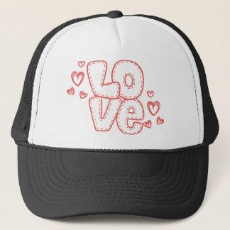 Gorra De Camionero El día de San Valentín