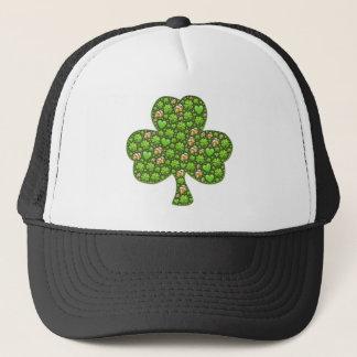 Gorra De Camionero El día de St Patrick de la cerveza del trébol del