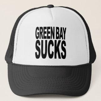 Gorra De Camionero El Green Bay chupa