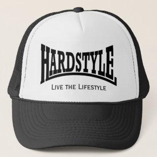 Gorra De Camionero el hardstyle, vive la forma de vida