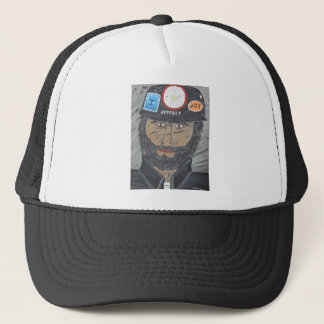Gorra De Camionero El hombre del carbón
