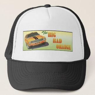 Gorra De Camionero El mún naranja grande