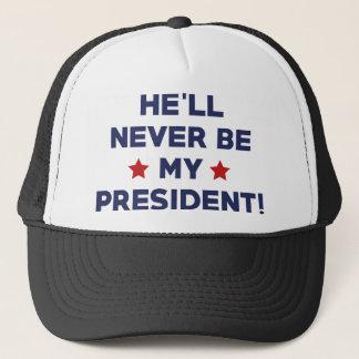 Gorra De Camionero Él no es mi presidente